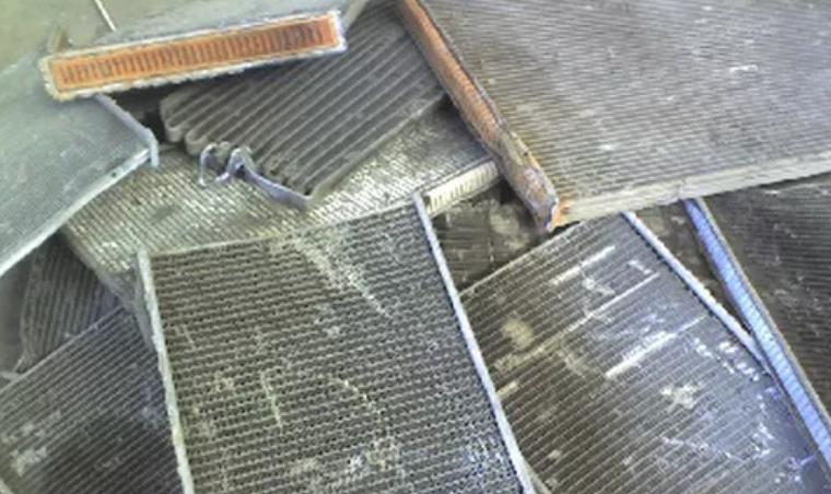 aluminios de radiador